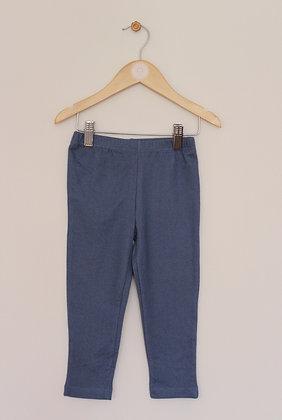 TU blue leggings (age 2-3 years)