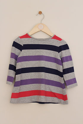 Mini Club striped jersey tunic (age 12-18 months)