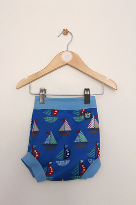 Splashabout sailboat design Happy Nappy (age 2-3 years)
