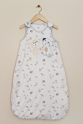 Nutmeg puppy themed baby sleeping bag (2.5 tog) (age 12-18 months)