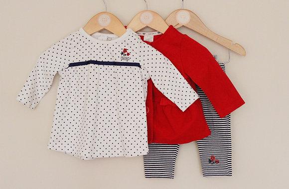 Jasper Conran 3 piece outfit (age 3-6 months)