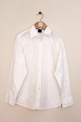 Next long sleeved smart white shirt (age 9)