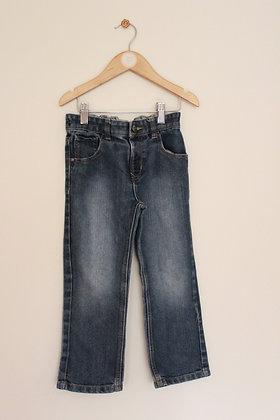 George mid blue jeans (age 5-6)