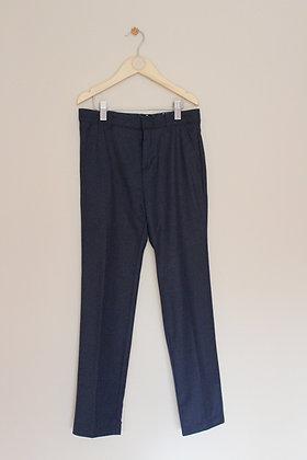 John Rocha smart navy trousers (age 10)