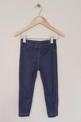M&Co jeggings (age 12-18 months)