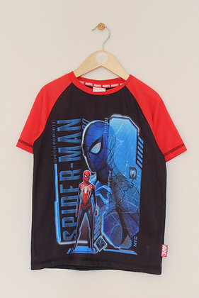 TU Spiderman t-shirt (age 8-9)