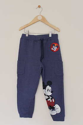 Disney Store Mickey Mouse joggers (age 7-8)