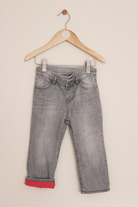 Baby Gap fleece lined jeans (age 18-24 months)