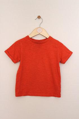 Mini Club orange t-shirt (age 2-3)
