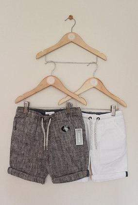 BNWT 2 x Bluezoo pull on shorts (age 6)