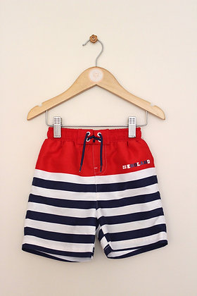 Mothercare striped swimming shorts (age 2-3)