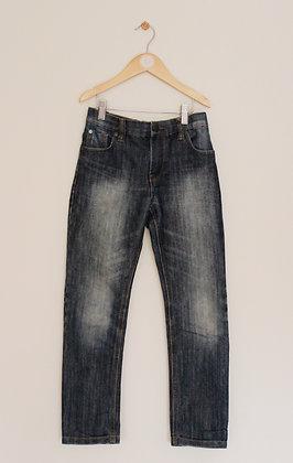 Next regular blue jeans (age 8)