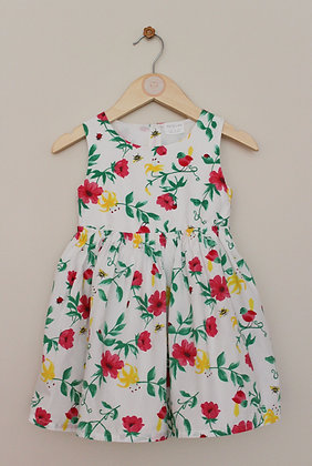 F&F garden themed prom dress (age 18-24 months)