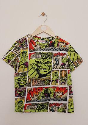 Next Marvel Incredible Hulk t-shirt (age 5)