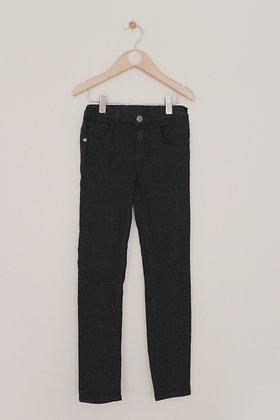 Nutmeg black skinny jeans (age 8-9)