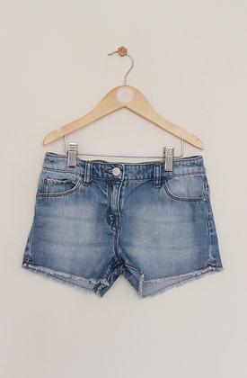 Next denim shorts (age 9)