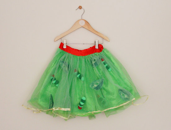The Very Hungry Caterpillar tutu (One size)