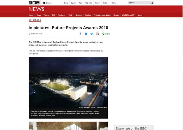 UFCSPA | BBC