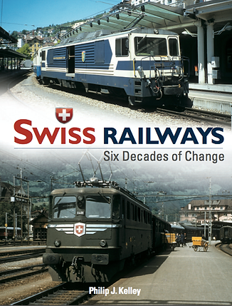 Swiss Railways front cover