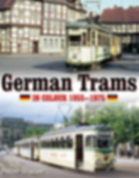 German Trams front cover