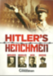 Hitler's Henchmen front cover