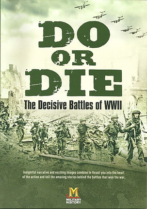 Do or Die front cover