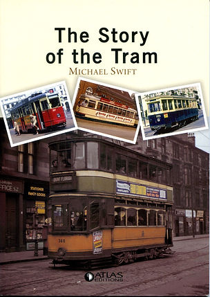 The Story front coverof the Tram