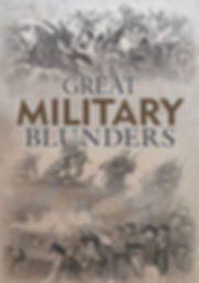 Great Military Blunders front cover