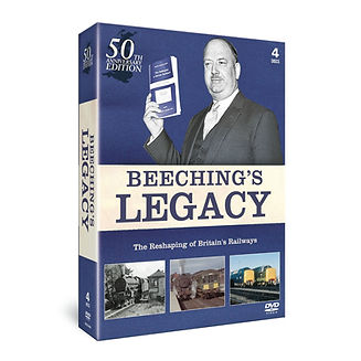 Beeching's Legacy front cover