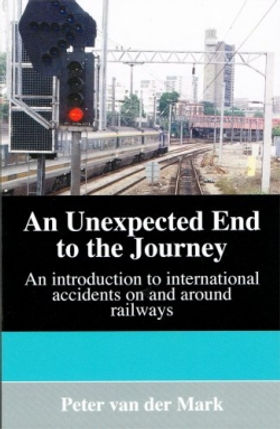 An unexpected end to the journey front cover
