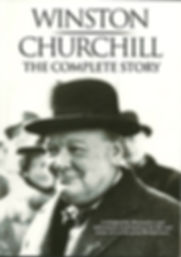 Winston Churchill front cover
