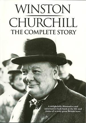 Winston Churchill front cover