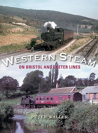 Western Steam front cover