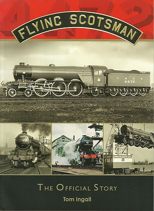 Flying Scotsman front cover