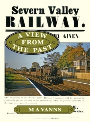 Severn Valley Railway front cover
