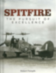 Spitfire front cover