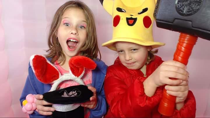 Fotocabinas para Fiestas Infantiles