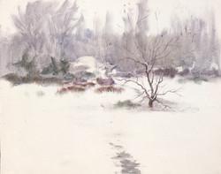 A Winter Etude