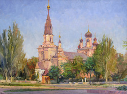 Cathedral of Kasperovsk's Icon of Ou