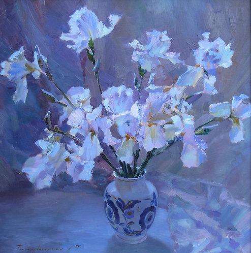 A Moonlit Bouquet