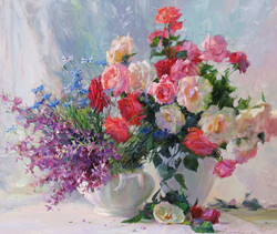A Morning Bouquet