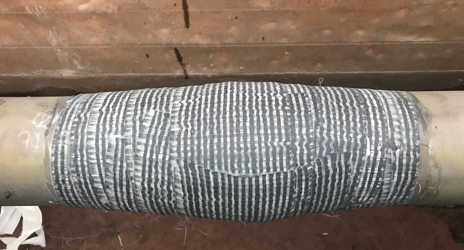 Composite Pipe Repair