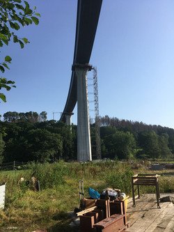 Brückenpfeiler (Achse)