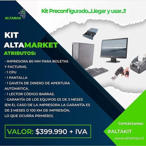 Kit Altamarket