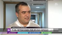 Entrevista Ahora Noticias - Mega