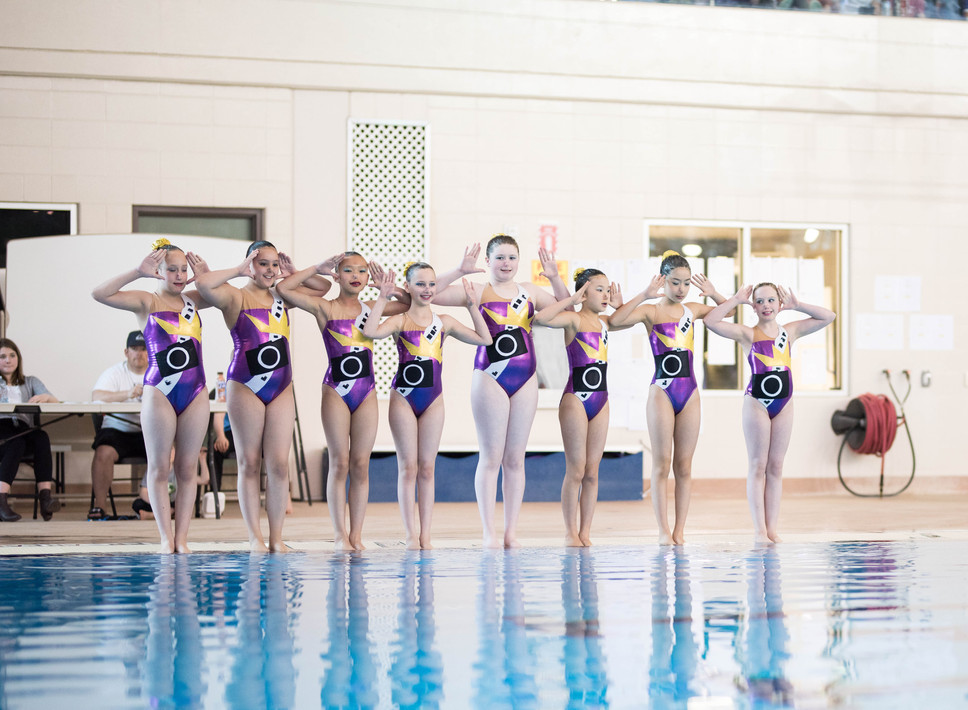 Wildrose Classic - Alberta Synchronized Swimming Provincials