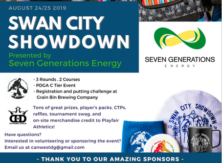 Swan City Showdown 2019 Presented by Seven Generations Energy