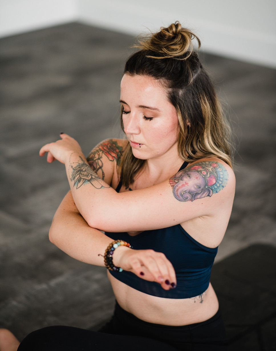 #ClientLove : Candace Temple Yoga