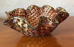 Lattice bowl (£45)