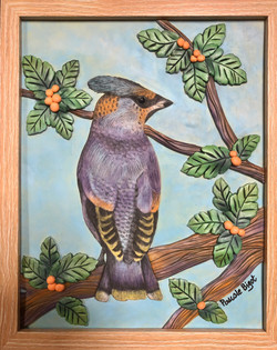 Waxwing Bird (£85)